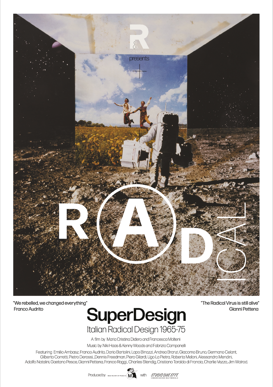 Super Design - Italian Radical Design 1965-75
